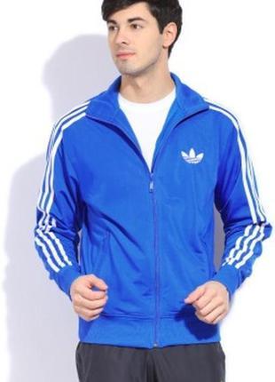 Супер крутая мужская кофта олимпийка adidas размер xl