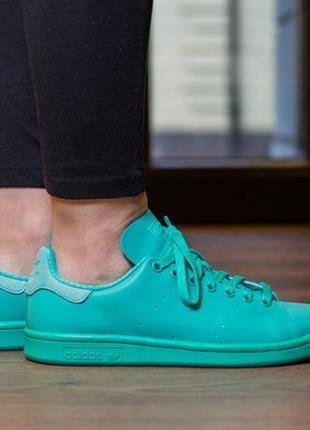 Рефлективные кроссовки adidas stan smith