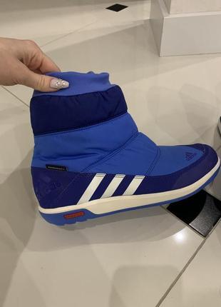 Зимняя обувь adidas