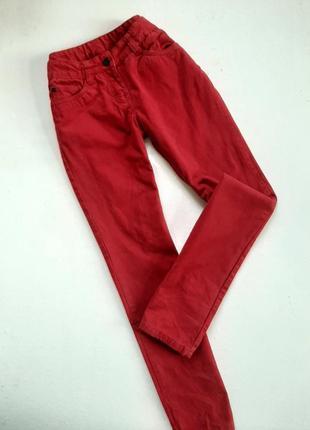 Теплые брюки на подкладке
