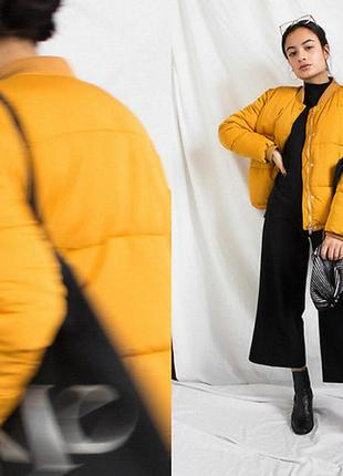 Очень стильная куртка pull&bear
