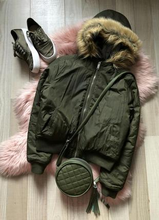 Популярная куртка бомбер missguided