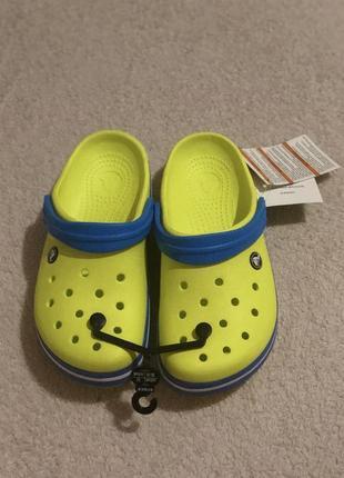 Crocs оригинал  размер m6 w8