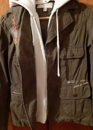 """Куртка- пиджак """"collezione"""""""