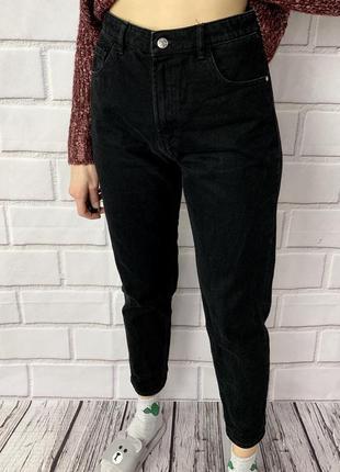 Плотный джинс джинсы мом