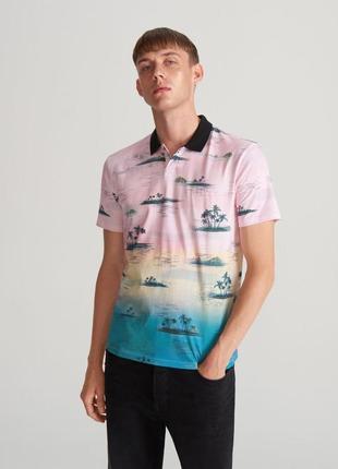 Крута сорочка поло reserved