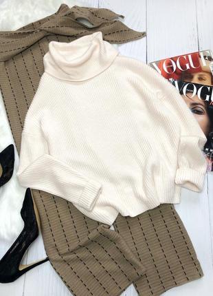 Нежный свитер с альпакой monsoon