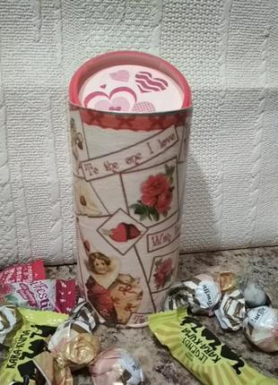 Баночка для конфет.....