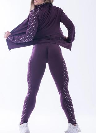 -50% новый nebbia спортивный костюм