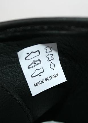 Ботинки angel devil италия, оригинал. натуральная кожа.  37-414