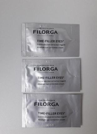 Крем под глаза филорга filorga time-filler eyes