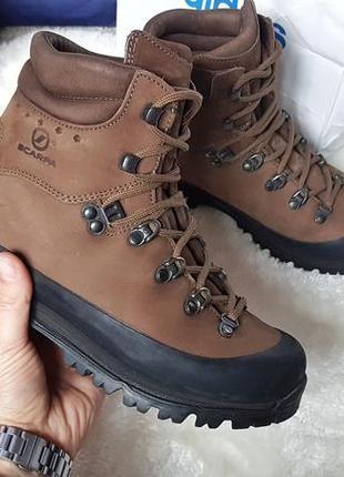 Термоботинки scarpa ботинки чоботи сапоги тркенговие