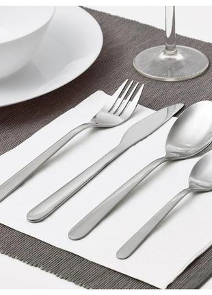 Набор столовых приборов ikea 16 шт