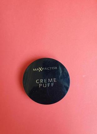 Пудра max factor creme puff 2332