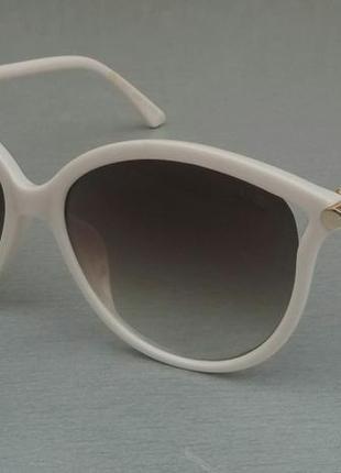 Jimmy choo очки женские солнцезащитные цвета слоновой кости