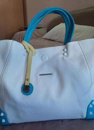 Большая сумка + кроссбоди от киры пластининой