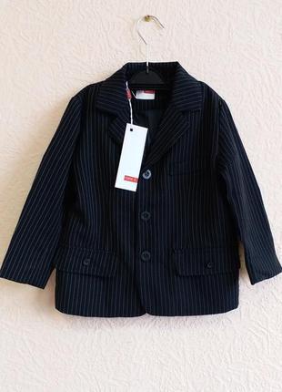 Пиджак на мальчика 1,5-2 года name it