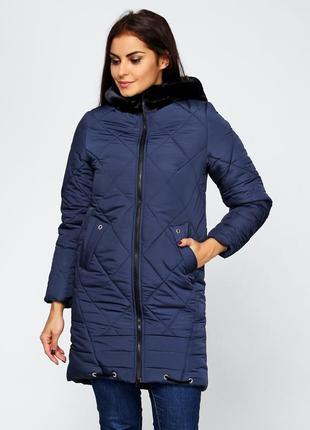 Куртка leka s зима холлофайбер