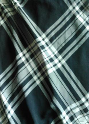 Платье zara в стиле burberry m