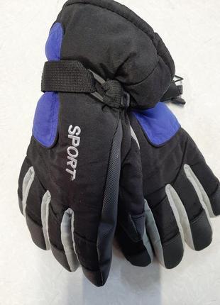 Рукавиці  зимові спортивні sport
