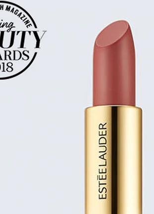 Помада pure color envy sculpting lipstick 130 intense nude, estee lauder, оригинал