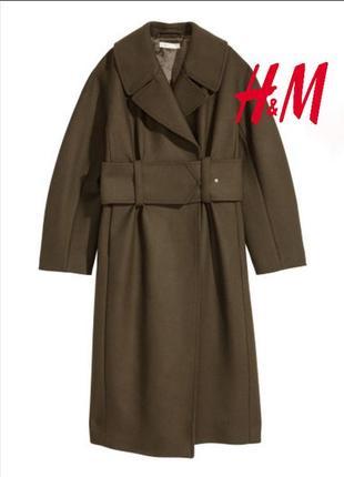 Пальто h&m. premium quality.