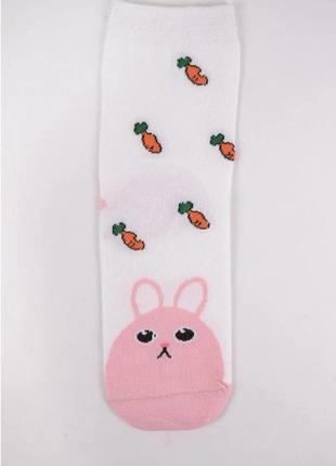 Женские носки с мордочками