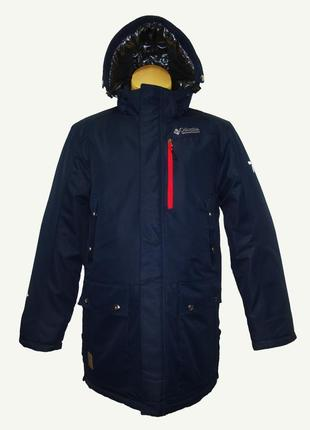 Мужская зимняя куртка парка columbia