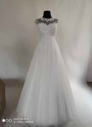 Свадебное платье с германии