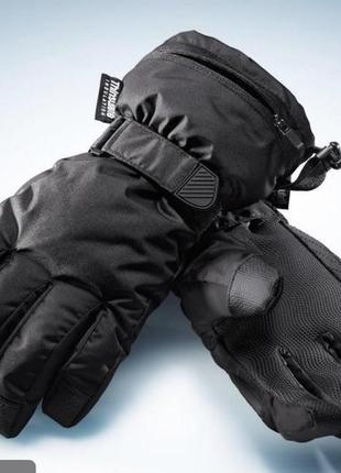 Классные мужские перчатки thinsulate