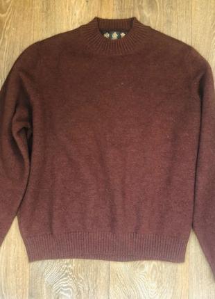 Barbour свитер шерсть