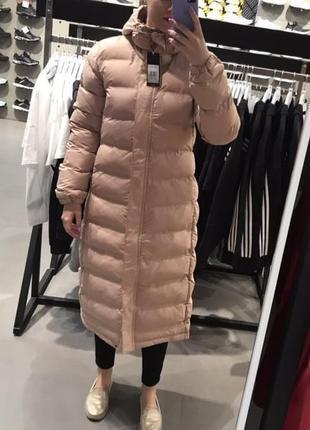 Пуховик пальто куртка adidas