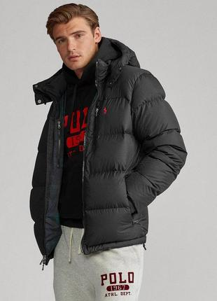 Пуховик ralph lauren куртка парка пальто