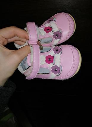 Туфельки тапочки чопики