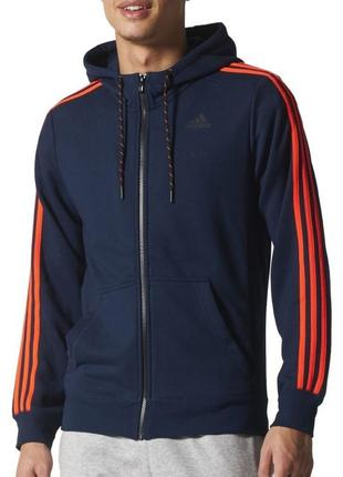 Толстовка adidas essentials sports jacket