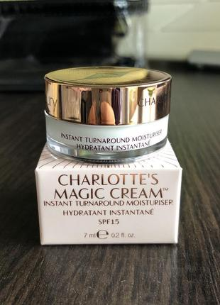 Легендарный крем charlotte tilbury magic cream, 7 мл, оригинал