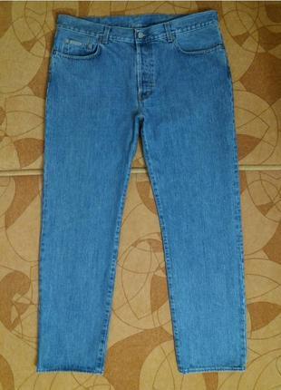 Мужские джинсы calvin klein w38 l32 оригинал 100% cotton