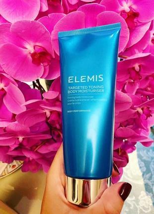 Крем для тела elemis targeted toning body moisturiser