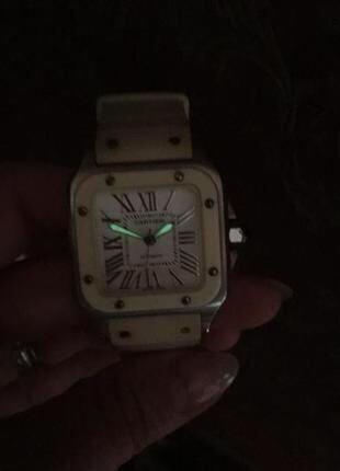 Часы cartier santos оригинал