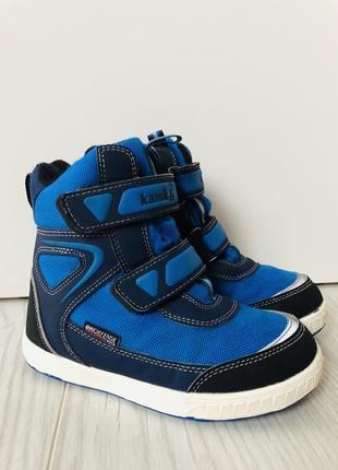 Термо ботинки сапоги kamik