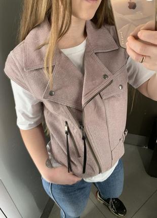 Diesel жилет куртка косуха