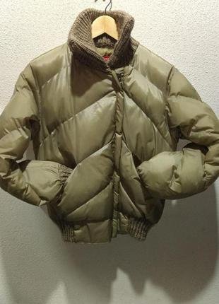 Куртка бомбер оверсайз lauren