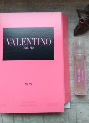 Пробгик женского аромата valentino