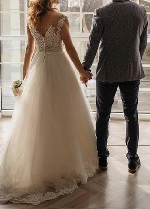 Свадебное платье joanna sposa