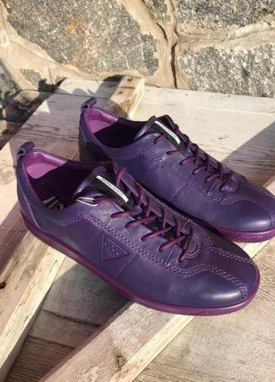 Оригинальные женские кроссовки ecco soft 1