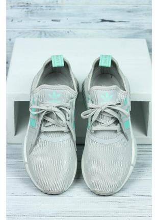 Оригинальные женские кроссовки adidas nmd r1 j, лучшая цена!!!