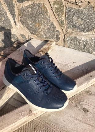 Оригинальные женские кроссовки ecco soft 5