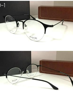 Очки оправа круглая для замены линз жв