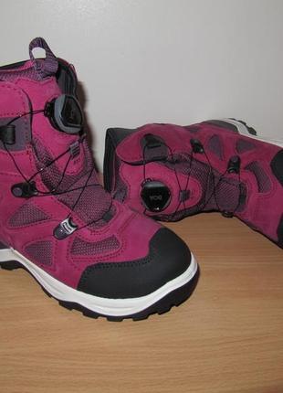Еcco snow mountain ботинки сапоги зима