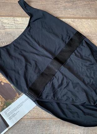 Слитный купальник asos design,сток р.18 46 дл-72см по4 фото